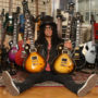 How to be passionate about something – Slash (Velvet Revolver)